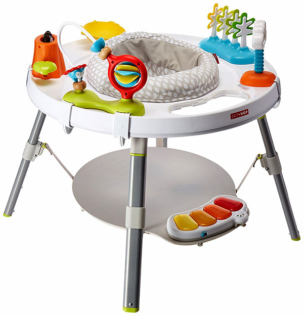 Explore and more Baby's View 3-Stage Activity Center