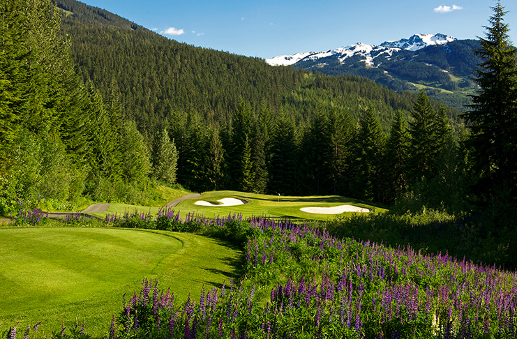 5 Hole-Chateau Whistler Golf