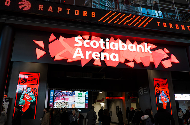 Photo Credit Tourism Canada / Scotiabank Arena