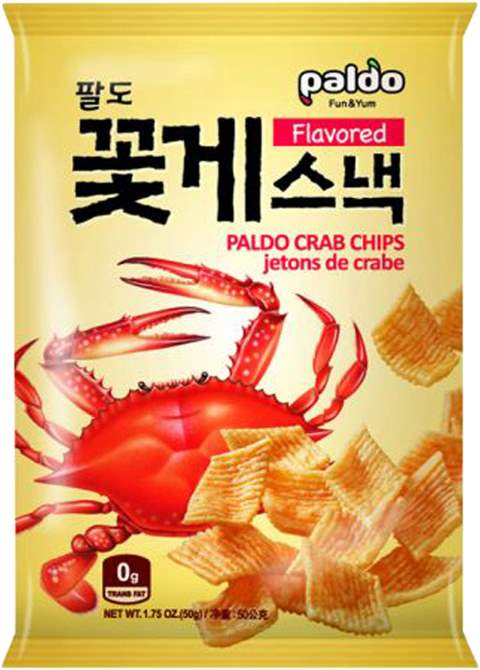Crab chips - Asian snacks